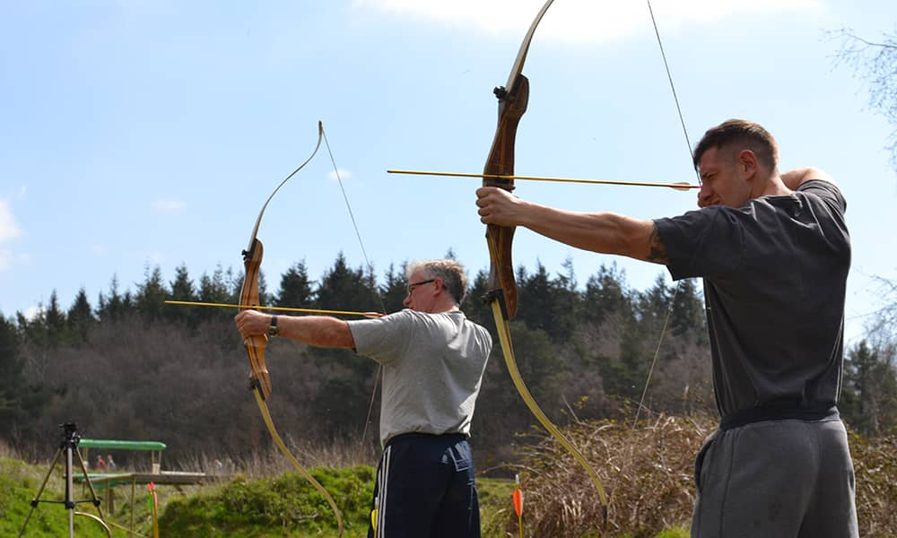 Archery experience