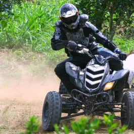 Quad biking uk