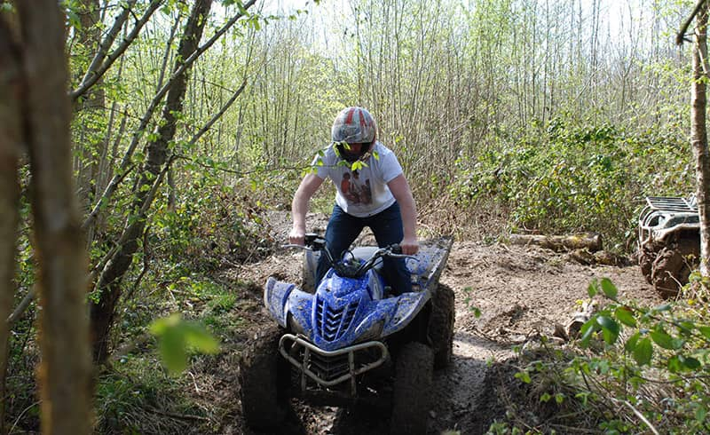 Quad Bike safari experience