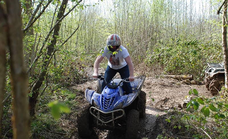 Quad Bike safari experience