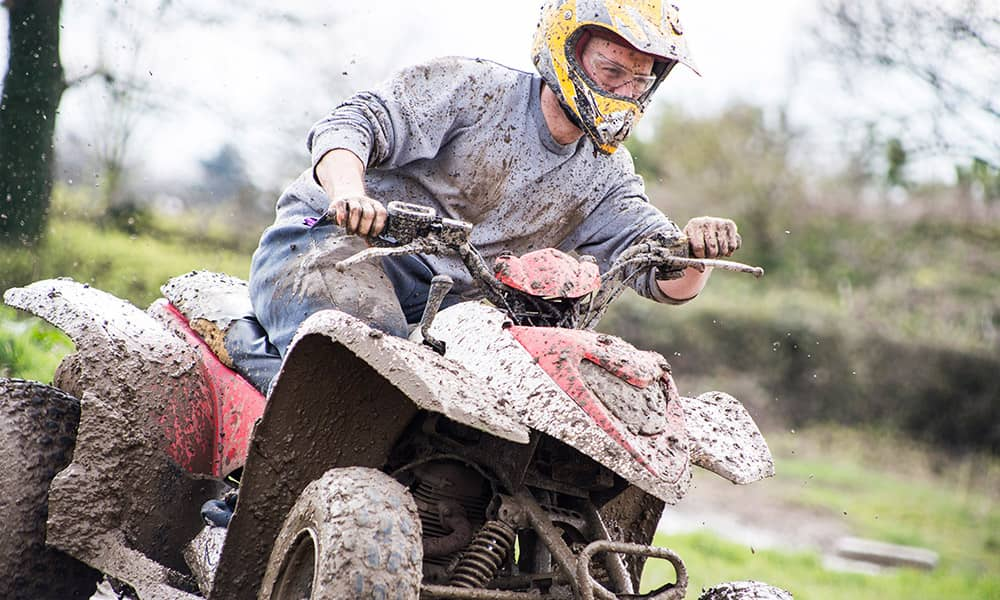 Quad Bike Racing