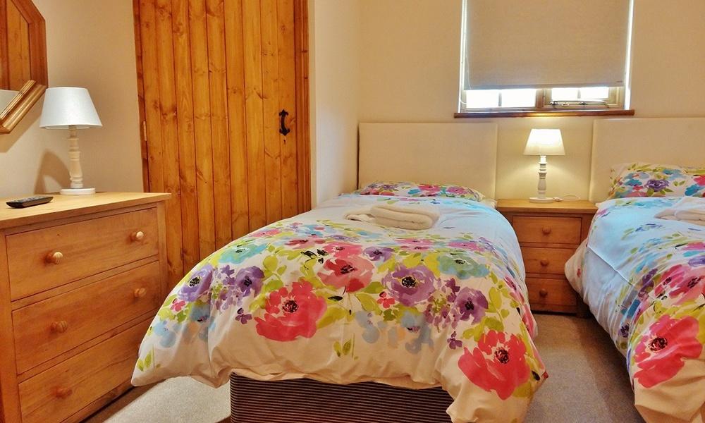 Oxford Manor Barn Bedroom
