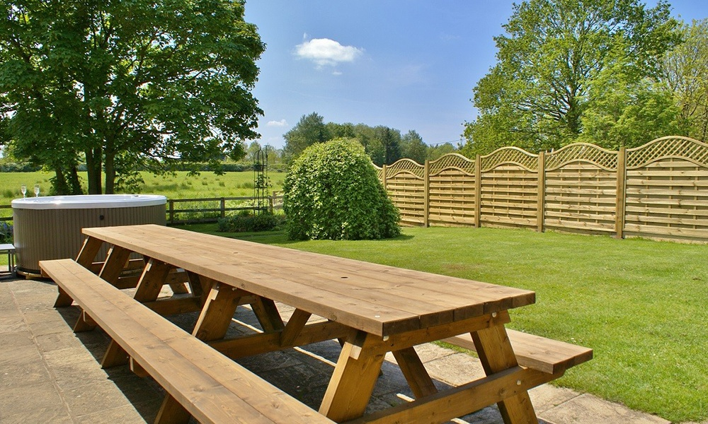 Oxford Manor Lodge Garden