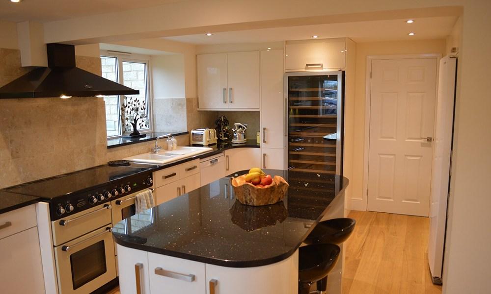 Oxford Manor Lodge Kitchen