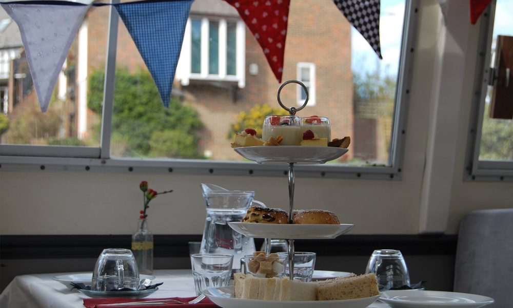 Oxford River Cruise Afternoon Tea