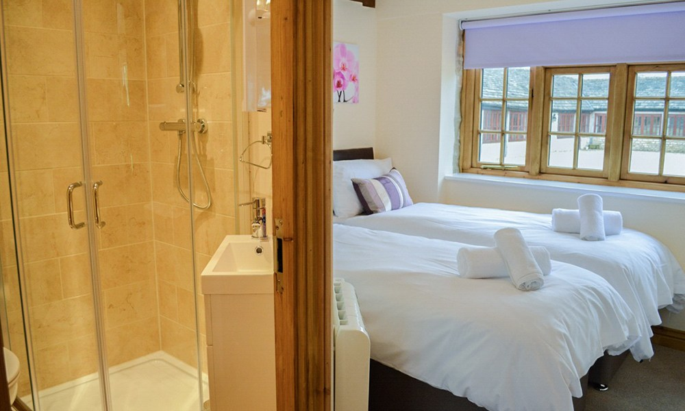 Oxford Manor Cottage Bedroom