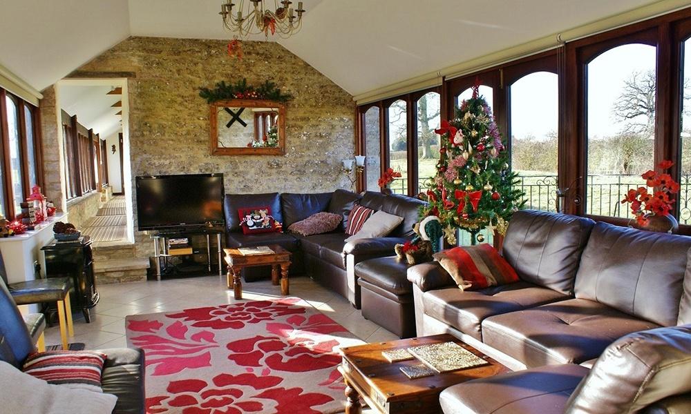 Oxford Manor Grange Living Area