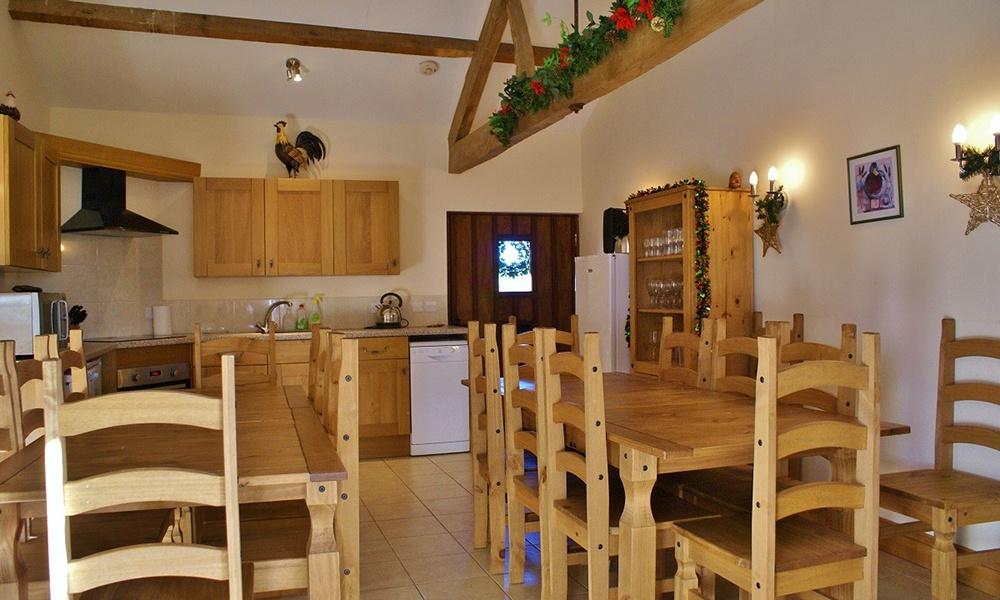 Oxford Manor Grange Kitchen