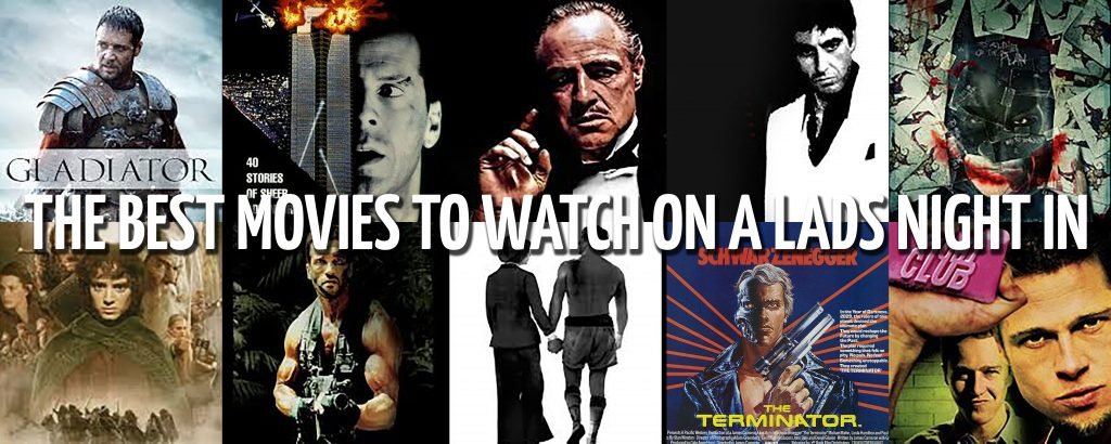 Best films to watch on a stag do