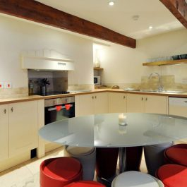 Bath Boutique Self Catering House Kitchen