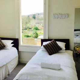 Bath Luxury Town House Bedroom