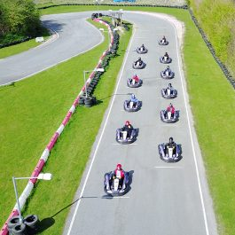 Outdoor Go Karting 3