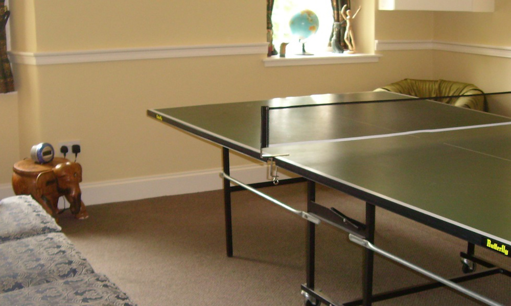 Edinburgh Estate Farmhouse Table Tennis