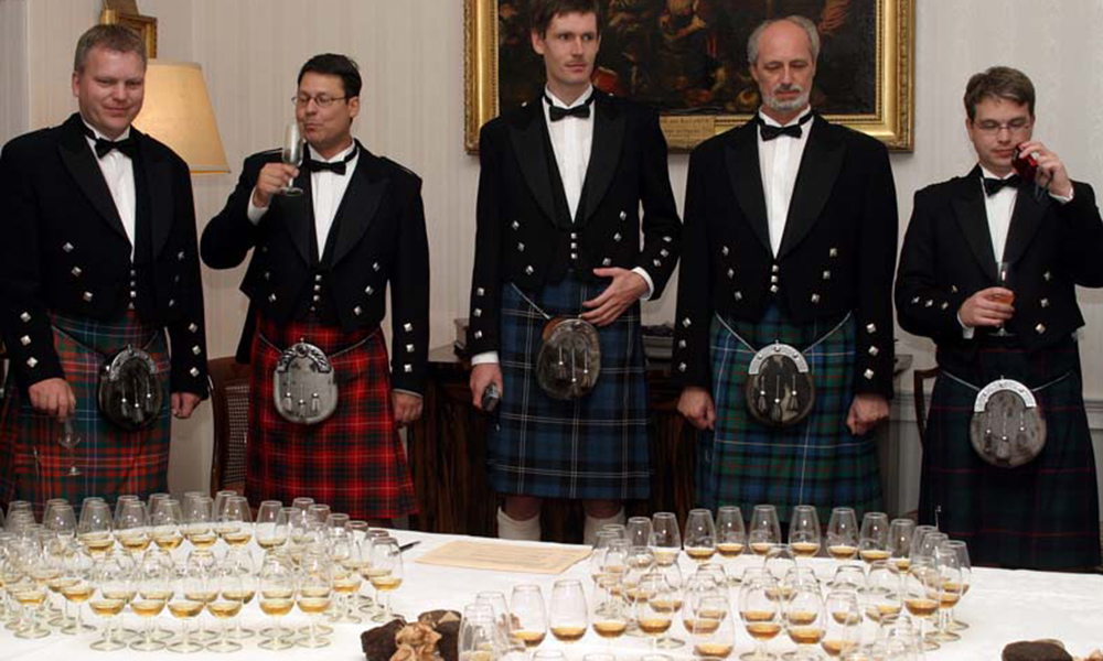 Whisky Tasting Session