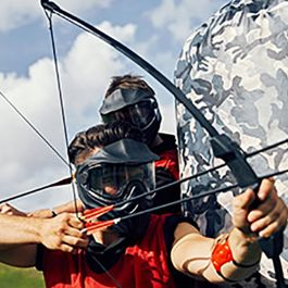 Tag Archery Experience