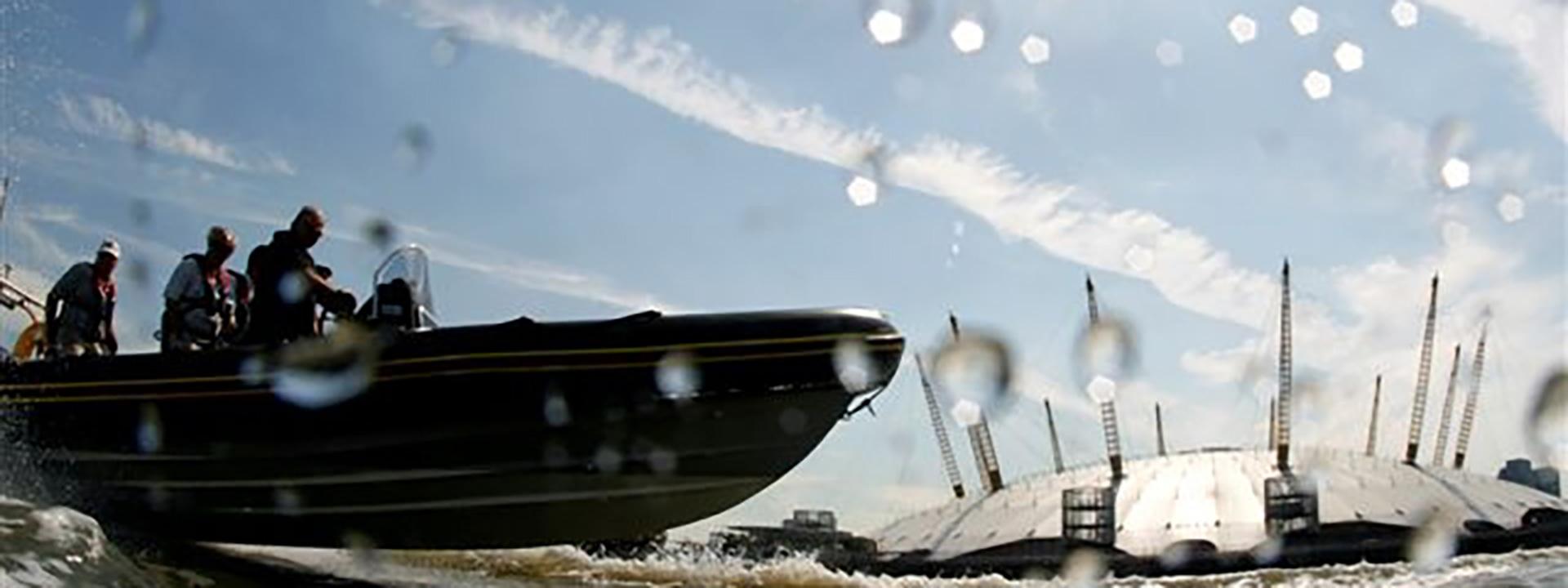 Rib Power Boat Charter 1