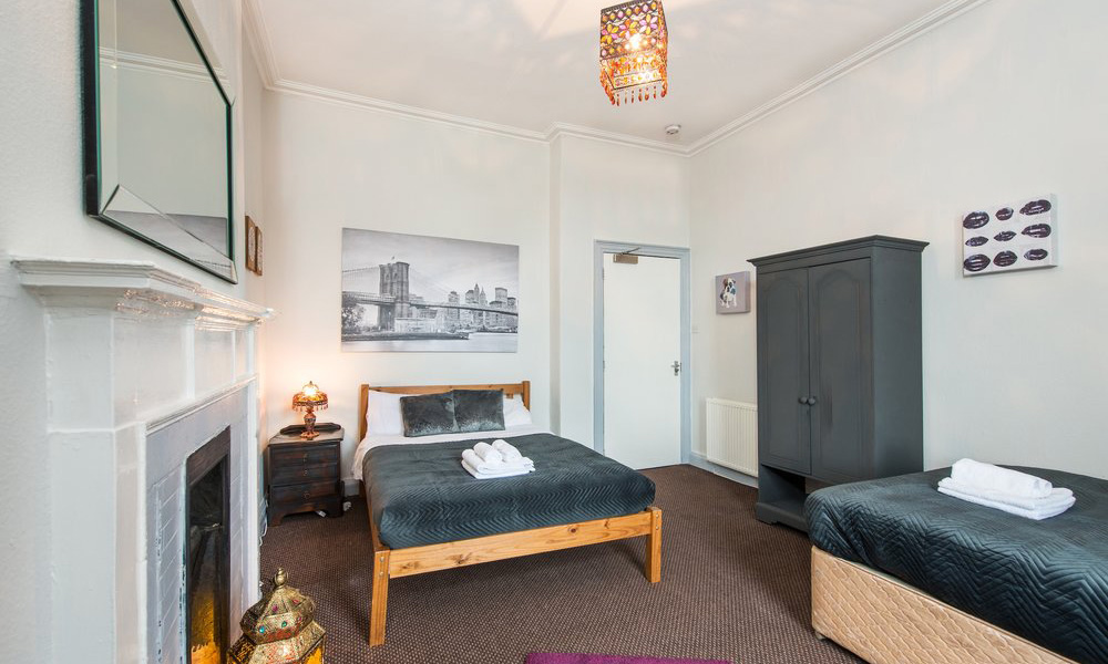 Edinburgh Holiday Apartment