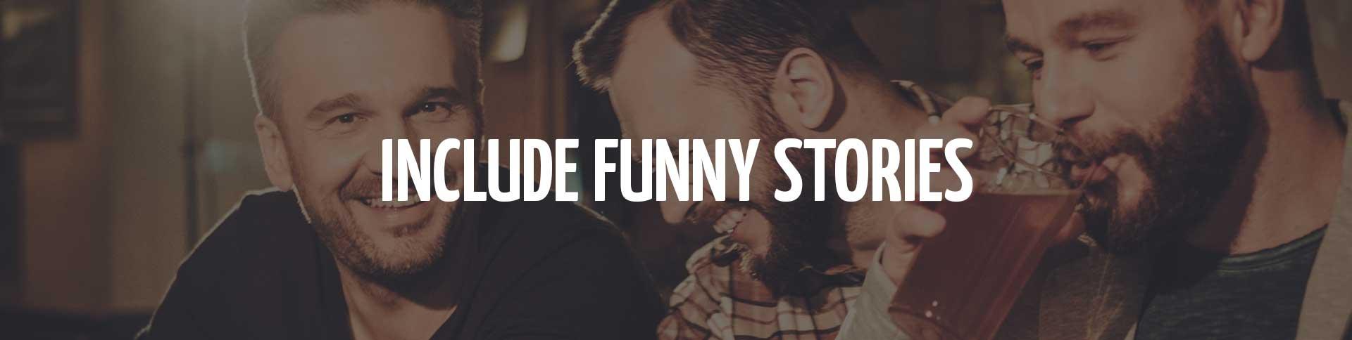 Funny stories best man speech