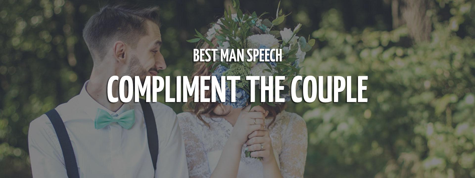 The Top Best Man Speech Ideas & Examples