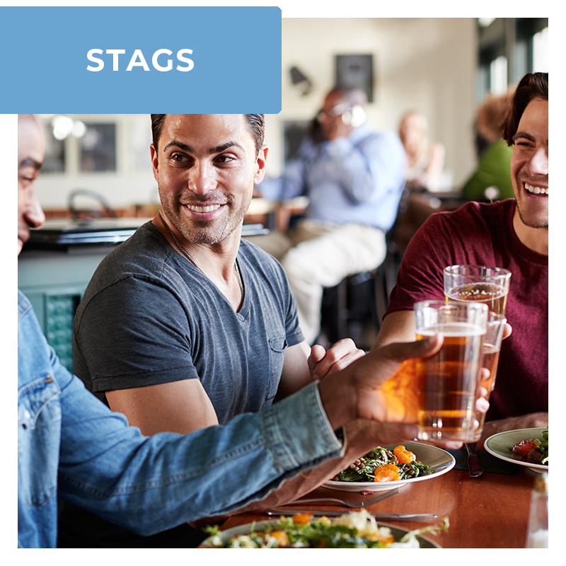 plan the perfect stag do UK