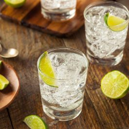 Gin And Fizz Tasting
