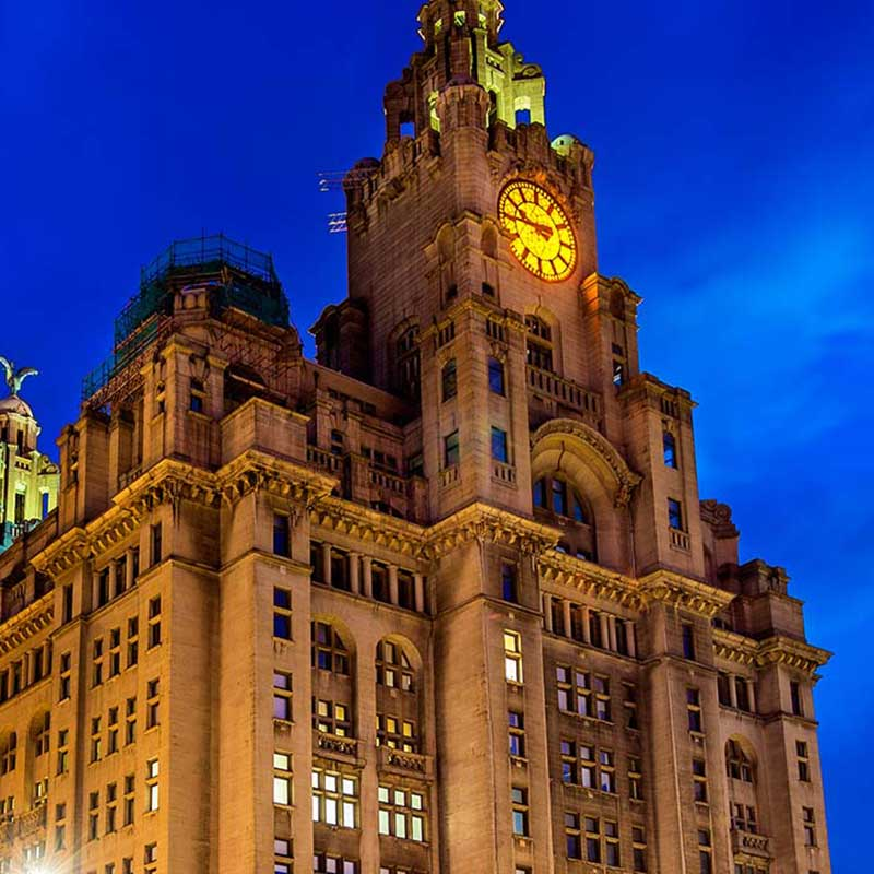 Liverpool Party Destination