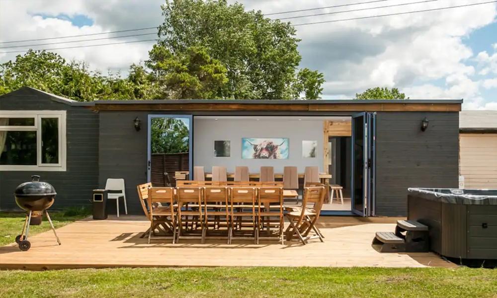 Luxury Bristol Cabins