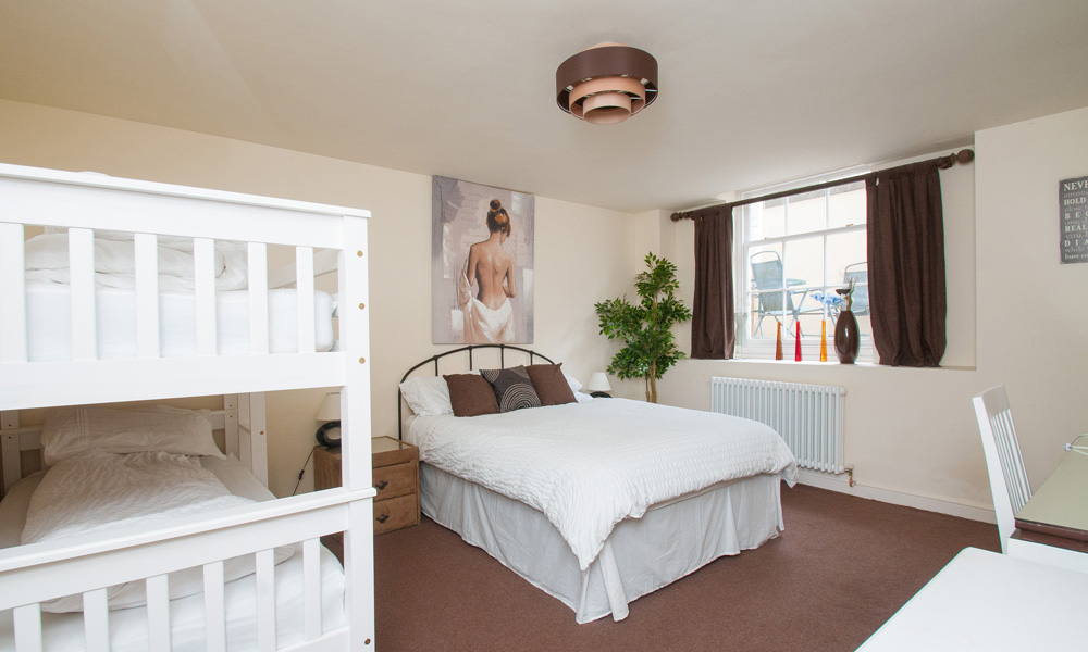 Bath luxury apartment and annexe