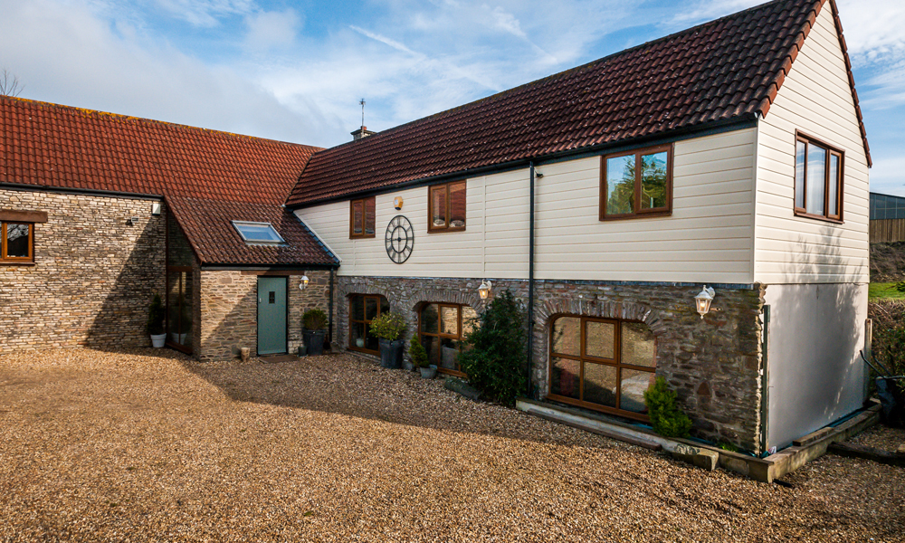 West Country Barn Conversion
