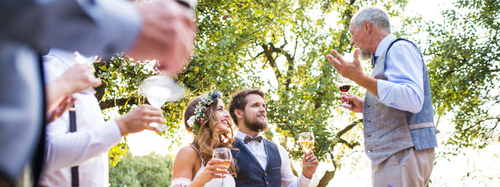 Father Of The Bride Wedding Speech Examples