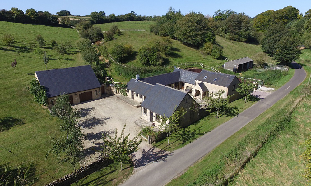Ford Barn Cotswold Self Catering
