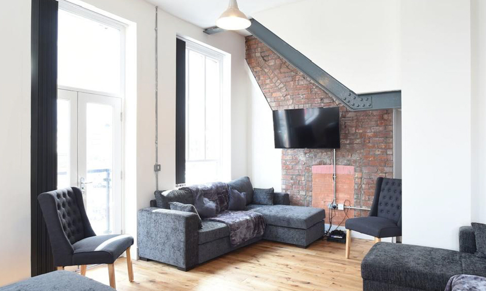 Manchester Group Accommodation