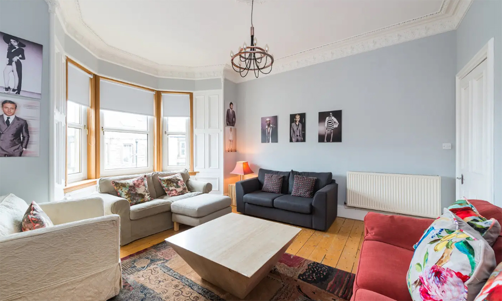 Leith Self Catering Apartment