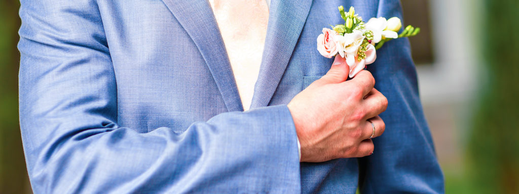 Grooms Buttonhole ideas