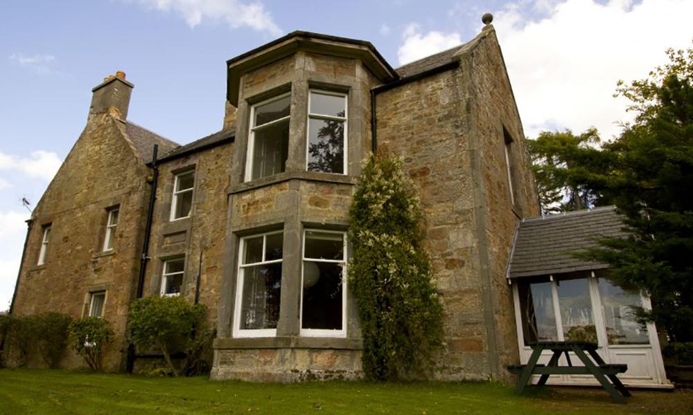 Edinburgh Self Catering country estate
