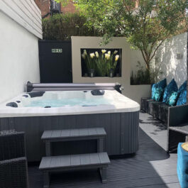 Bournemouth Hot Tub House
