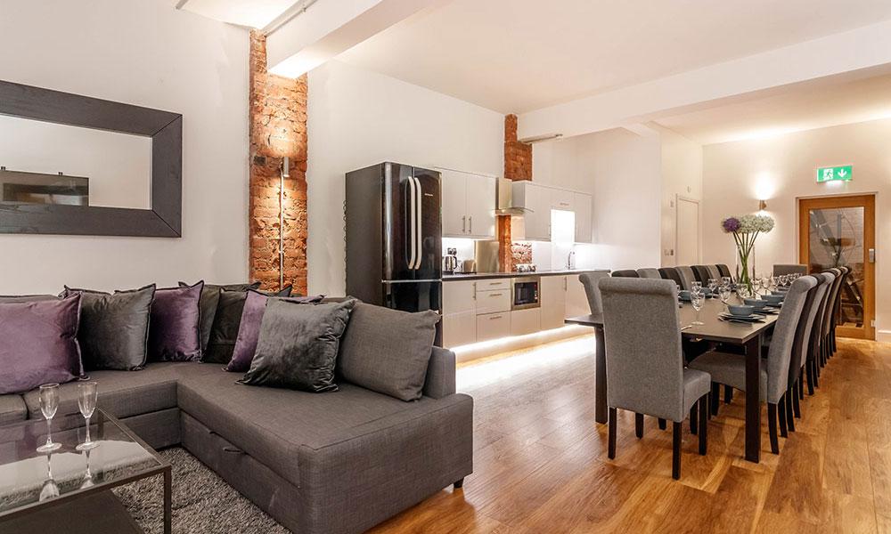 Manchester Swan Street Accommodation