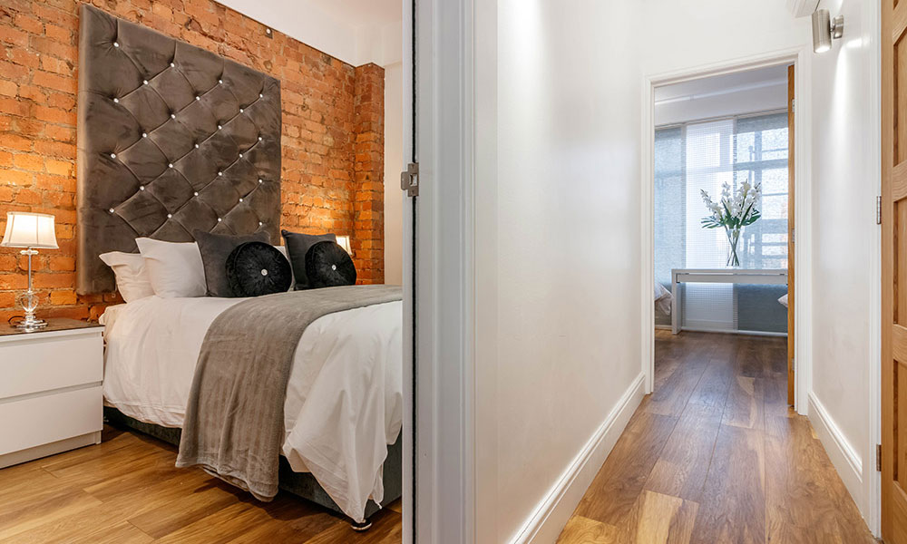 Manchester Cygnet house Accommodation