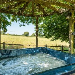 Bath Hot Tub House